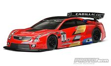 ProtoForm Cadillac ATS-V.R Clear Body (200mm Pan Car & TC) - PRO1548-30