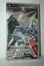 GUNDAM VS GUNDAM NEXT PLUS GIOCO USATO SONY PSP EDIZIONE JAPAN VBC 40711