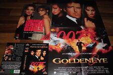 Graham Rye -- 007 James Bond Girls/del dottor no fino a Goldeneye/CON POSTER 1995