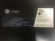 TONER HP Q2612A HP LASERJET ORIGINALE NUOVO E SIGILLATO
