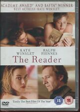 The Reader (DVD, 2009) RALPH FIENNES KATE WINSLET NEW SEALED