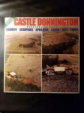 Castle Donnington Monsters Of Rock 1980 LP Never Played  OPEN