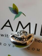 Genuine CHAMILIA 925 Silver, DISNEY Alice Wonderland CHESHIRE CAT Bead 2010-3403