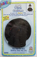 x Witch Costume Halloween fits most WEBKINZ cat dog pet CLOTHING new CODE