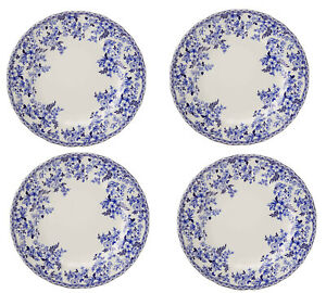 """Johnson Brothers Devon Cottage  Dinner Plate Set of 4  10.6"""" New with Tag"""