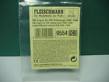 Fleischmann N Art.-Nr. 9554 DB-Logos für ICE-Fahrzeuge 7440-7449, neu in OVP