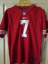 Colin Kaepernick San Francisco 49ers JERSEY Youth Nike Authentic Sz L NWT