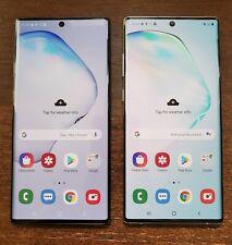 Samsung Note 10+ Plus N976U(5G) / N975U(4G LTE) Smartphone - EXCELLENT
