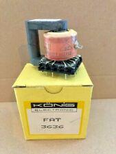 1 Piece FAT3636 König Electronic Diodensplitt Transformer