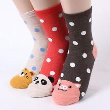 sehr niedlich 6Paare=1Bündel Frau, Frauen lustigen korea Socken cuteheel den