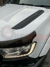 NEW Ford PXII and PXIII Ranger Bonnet Vents - Matte Black - MY15-MY20