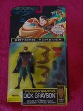BATMAN FOREVER TRANSFORMING DICK GRAYSON 1995 MOC