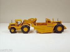 Caterpillar 666 Scraper - 1/50 - RR Models of France - Shipping Damage