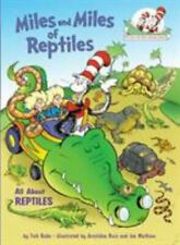 New listing Cat in the Hat's Learning Library: Miles and Miles of Reptiles : All about.