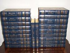 Easton Press Patrick O'Brian's MASTER AND COMMANDER SERIES in 20 vols (complete)