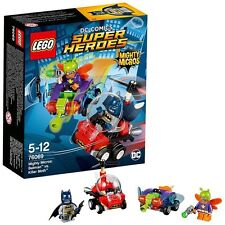 LEGO Super Heroes 76069 Batman Vs Killer Moth DC Comics Mighty Micros Serie 2
