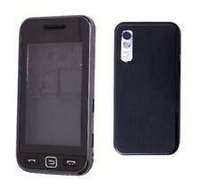 Façade / Coque / Cover (Noir) ~ Samsung S5230 Player One
