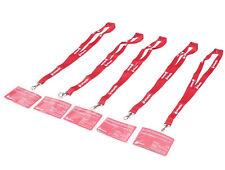 airberlin Lanyard Schlüsselband mit Ausweishülle 500 Stück - POSTEN