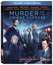 Murder on the Orient Express (Blu-ray/DVD, 2018, 2-Disc Set)