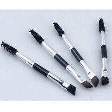 2 in 1 Wimper-Augenbrauen Pinsel Spiralbürste  Eyebrown Brush KLEIN