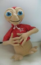 """ET Extra Terrestrial In Red Hoodie Plush Soft Toy  - 13"""" #5A"""
