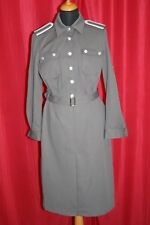Original DDR NVA Uniform Kleid Armee Damen East german ladys dress Gr. 40
