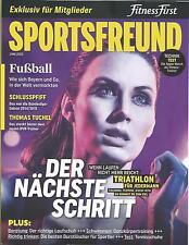 Fitnesszeitung Sportsfreund by FITNESS FIRST 06/2015