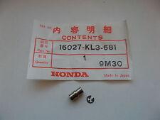 Honda carburador boquilla Needle set carburetor Honda XL 350 R nd03