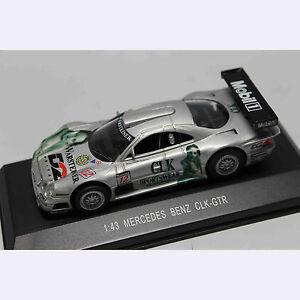 1:43 Car Model 80042 MERCEDES-BENZ CLK-GTR 1997 - WARSTEINER