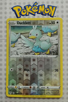 Pokemon card Ducklett 148/189 Reverse HOLO Colourless Mint Darkness Ablaze