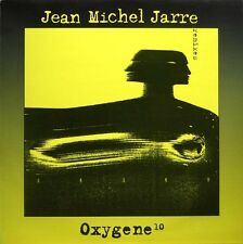 "Jean-Michel Jarre 12"" Oxygene 10 (Remixes) (SAMPMS 4207) - Promo - Europe (EX+/M"