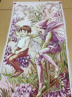 Michael Miller - DC4265 The Magical Panel - Flower Fairy Panel - 100% Cotton