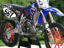 CR 85 CRF 150 SPOKE COATS MX /  colored spokes, covers, wraps, skins, wheels
