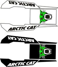 ARCTIC CAT TUNNEL top KIT Z1 F 570 F8 F5  PRO LXR BEARCAT TURBO DECAL STICKER