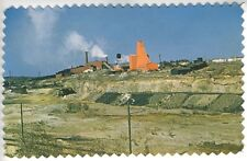 Hudson Bay Mining & Smelting Co. ~ Flin Flon MB Manitoba Vintage Postcard