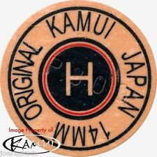 1 Kamui Original BROWN (HARD = H) Tip - New Red Ring -  FREE US SHIPPING
