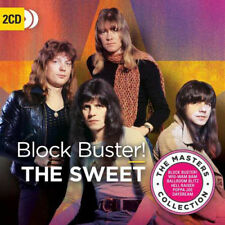 The Sweet : Block Buster! CD (2018) ***NEW***