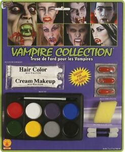 Rubie's Costume Complete Vampire Makeup Kit, White, One Size