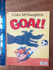 Goal! by Colin McNaughton P/B funny picture book PRESTON PIG early reading 3+