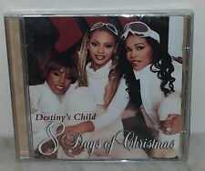 CD DESTINY'S CHILD - 8 DAYS OF CHRISTMAS - NUOVO - NEW