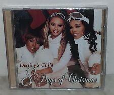 CD DESTINY'S CHILD - 8 DAYS OF CHRISTMAS - NUOVO - NEW