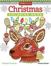 Christmas Coloring Book by McArdle, Thaneeya -Paperback