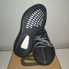 Adidas Yeezy Boost 350 V2 Black (Non-Reflective) FU9006 Size US 6.5 UK 6