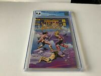LAST OF THE VIKING HEROES SUMMER SPECIAL 1 CGC 9.8 WHITE PAGES FRANK FRAZETTA