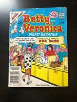BETTY AND VERONICA DIGEST MAGAZINE #45, Nov. 1990, Archie Comics