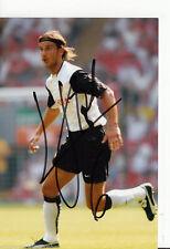 Gonzale de Los Santos FC Valencia TOP Foto Orig. Sign. +A45493