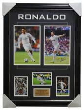 Real Madrid Collages Soccer Memorabilia