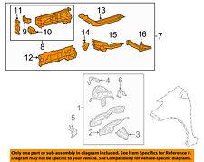 TOYOTA OEM 14-18 Yaris FENDER-Rail Assembly Right 5710152090