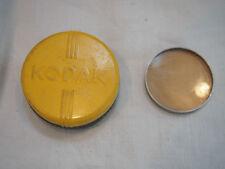 Kodak Series VI Filter No. 81EF