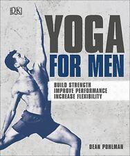 Yoga For Men by Dean Pohlman